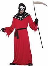 Forum Novelties Men's Demon Reaper Costume, Multi/Color, One Size - $15.09