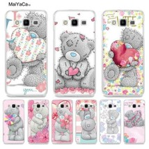 Tatty Teddy Me To You  Coque Shell Phone Case  for Samsung A5 A3 A7 2016... - $5.41+