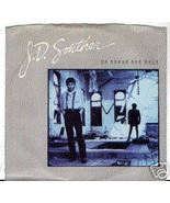 J. D. SOUTHER 45 w/SLEEVE Go Ahead And Rain  - $2.99