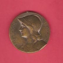 "FRANCE 1870-1 Medaille ""La Patrie Defenseur"" RARE!!! MC-24 - $29.65"