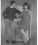 AMI Continental Couple Vintage 8x10 Reprint Of ... - $20.20