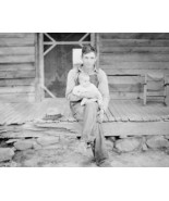 Farmers Daughter During Depression Vintage 8x10... - $20.20