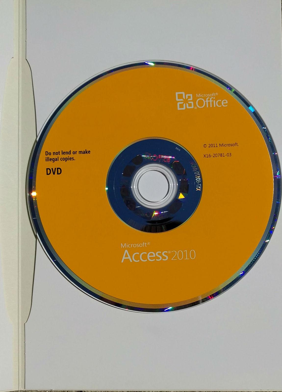 microsoft access 2010 32 bit