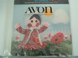 vintage Avon creative needlecraft doll making k... - $13.06