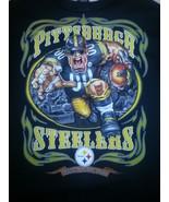New PITTSBURGH STEELERS RUNNING BACK  T Shirt BLACK shirt NFL TEAM APPAREL - $21.99+