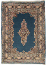 """7' 5"""" x 10' 4"""" Persian Kerman Hand Knotted Wool... - $3,818.99"""