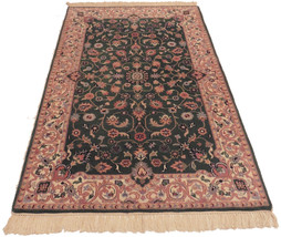 3' 9 x 5' 9  New Hand Knotted Wool Oriental Are... - $195.42