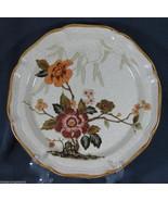 Mikasa Garden Club EC459 Imperial Garden Dinner Plates (M3) Flowers Floral EUC - $16.79