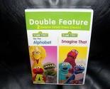 Sesame Street: Do the Alphabet/Imagine That! (DVD, 2013) BRAND NEW