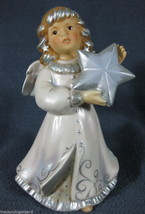 Goebel Annual Angel Figurine 2000 Angel with Star Limited Edition - $205.66