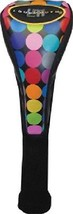 Loudmouth Fairway Metal Disco Balls Black Head Cover  - $19.59