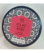 The Body Shop ATLAS MOUNTAIN ROSE Body Cream  200ml- 6.7 OZ - $16.77