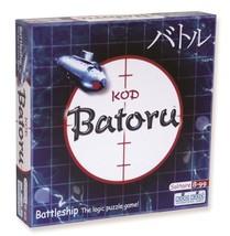 BATORU BATTLESHIP Logic Puzzle Game by Kod Kod ~NEW~ - $22.71