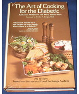 The Art of Cooking for the Diabetic.HB - $15.99