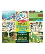 Melissa & Doug HABITATS REUSABLE Sticker Pad, K... - $14.29