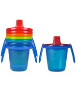 The First Years TAKE & TOSS TRAINER CUPS 4Pk Sp... - $6.99