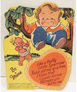 E. ROSEN VALENTINE LOLLIPOP HOLDER CARD CUPID B... - $9.99