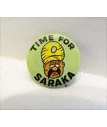 TIME FOR SARAKA LAXATIVE VINTAGE ADVERTISING PI... - $12.99