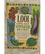 1,001 Low-Fat Vegetarian Recipes PB - $17.99