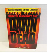 DAWN OF THE DEAD UNRATED DIRECTOR'S CUT WIDESCR... - $4.99