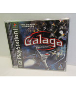 GALAGA DESTINATION: EARTH VIDEO GAME SONY PLAYS... - $11.99