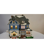 "Dept 56 Snow Village  ""Shingle Victorian"" With Box  - $49.49"