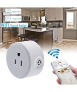 Wifi Smart Plug - 2200W Wireless Remote Control - US Plug - Free Shippin... - ₹1,386.84 INR