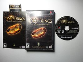 Lord of the Rings: Fellowship of the Ring - PlayStation 2 [PlayStation2] - $2.02