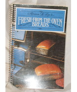 Miriam B. Loo's Fresh From the Oven Breads Cookbook 1982  - $29.99