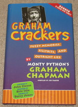 Graham Crackers by Monty Python's Graham Chapman - $15.00