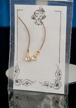 Tear Drop shaped Diamond Rinestone Earrings Jewelry for DOLL - $5.88