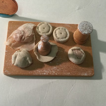 Artist Realistic Mini Baker's BOARD in Miniature Dollhouse Scale 1:12 - $29.99