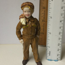 Choice of RESIN Children and Adult DOLLS near Dollhouse Miniature scale ... - $8.99