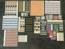 540 USPS Postage Stamps Lot Unused VINTAGE Total Face Value $69.02 - $89.09