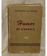 Humor in America HB 1945 Rare - $49.75