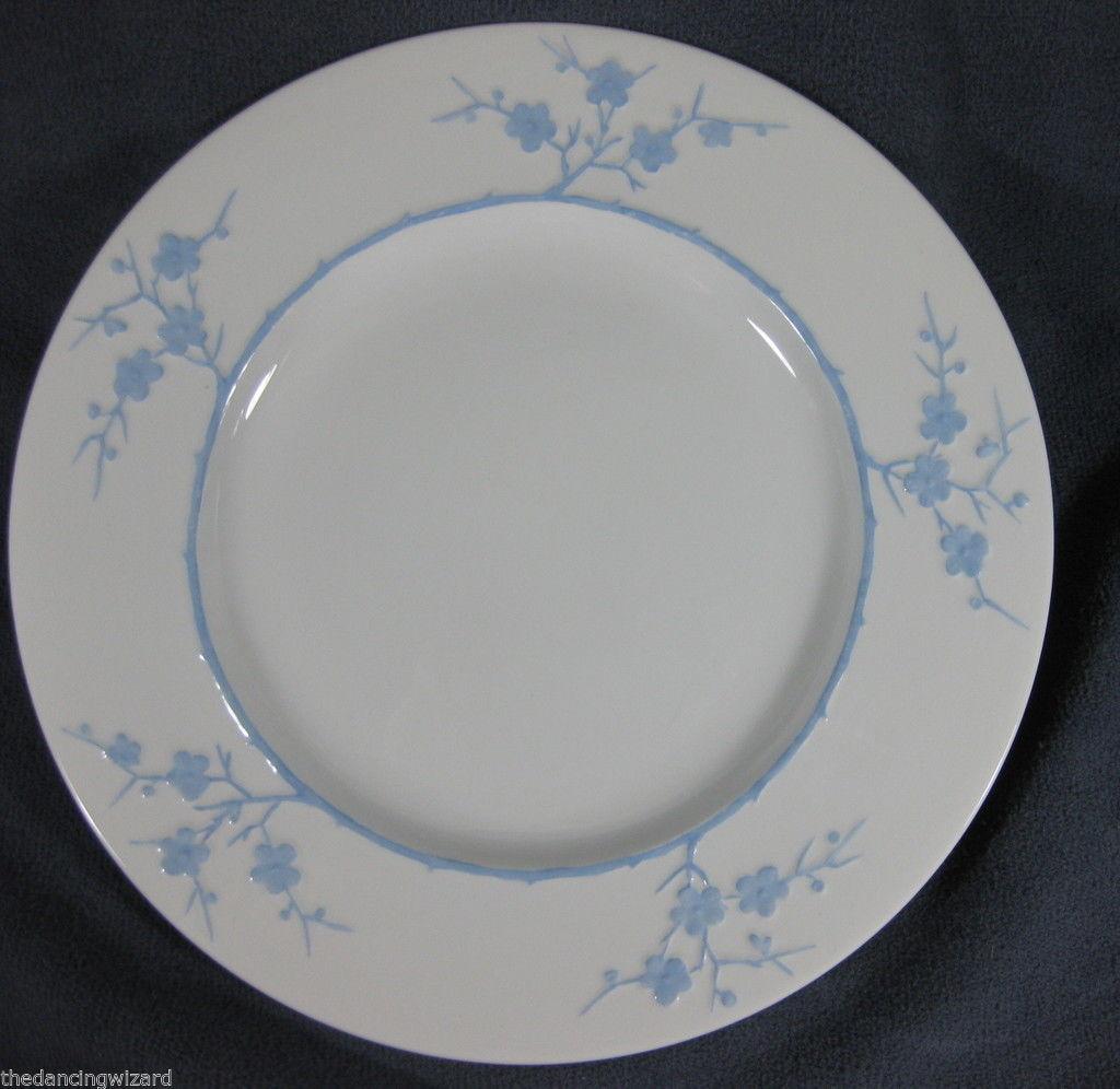 Spode Blanche de Chine Geisha Light Blue Dinner Plate (M4) Copeland England & Spode Blanche de Chine Geisha Light Blue and 33 similar items