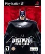 Batman Vengeance [PlayStation2] - $7.67