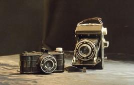 AA18 - 1007  Vintage Welta Camera and Waldorf Minicam - $313.45