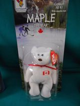 McDonalds Maple the Bear with errors. - $60.00