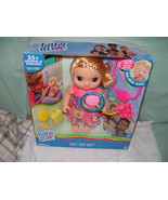 BABY ALIVE SWEET TEARS INTERACTIVE BABY DOLL BLONDE NEW IN BOX - $145.00