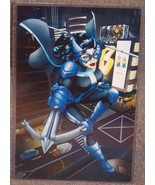 DC Batman Huntress Glossy Print 11 x 17 In Hard Plastic Sleeve - $24.99