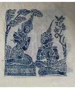 Temple Rubbings VII Blue By Temple - $900.00