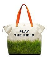 Kate Spade Call To Action Terry Tote, Play the ... - $286.38 CAD