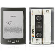 Cassete  Design Decal Skin For E-reader Amazon ... - $15.00
