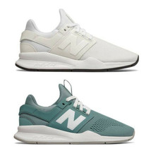 New Balance Women Sneakers Lace Up Low Top Shoes 247 Trainers - $72.19