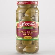 Mezzetta Garlic Stuffed Olives,10 oz.(Pack of 2) - $32.62