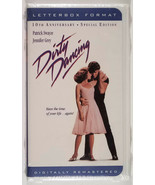 Dirty Dancing 10th Anniversary Special Edition VHS Movie New Factory Sealed - $18.00