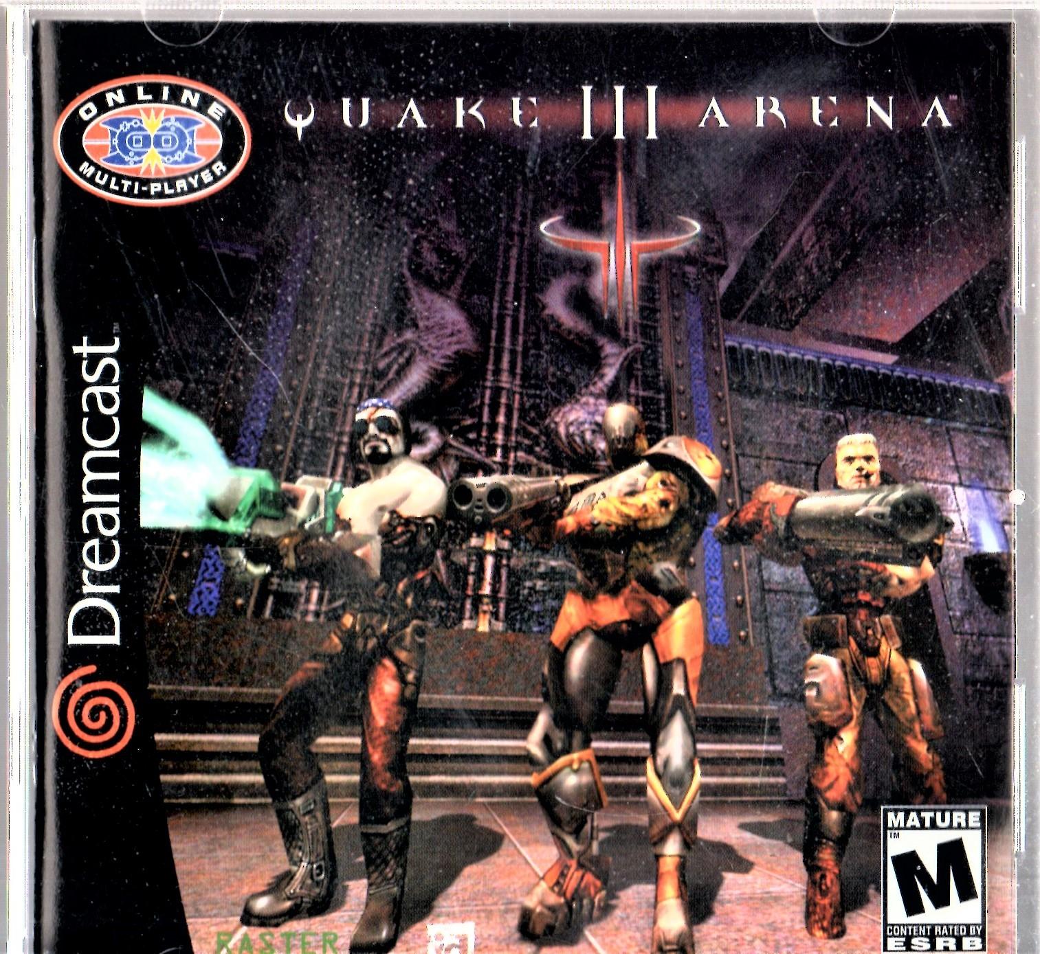 quake 3 arena psp