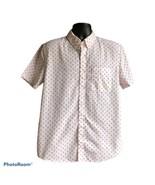 American Eagle Paisley Short Sleeve Shirt - Size L - $16.48