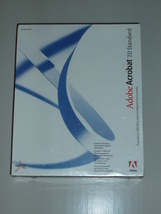 Adobe Acrobat 7 Standard Windows version Brand New Sealed - $59.95